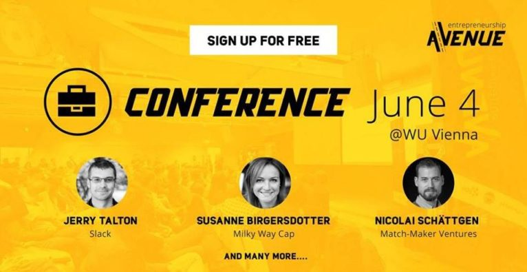 Entrepreneurship Avenue Conference