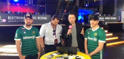 E-Sport in Österreich: Live vom Electronic Sports Festival