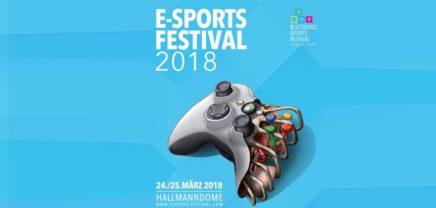 Electronic Sports Festival 2018