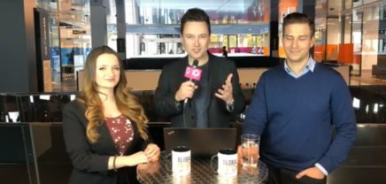 About the Global online pitching competition: Sasha Lipman and Georg Kuttner in interview