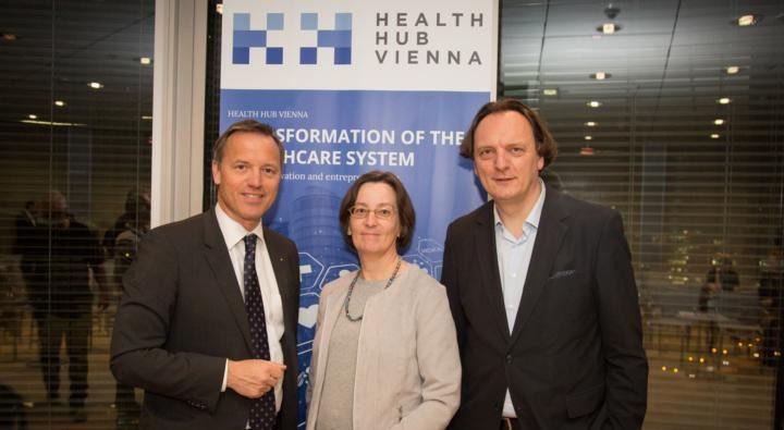 HealthHubVienna