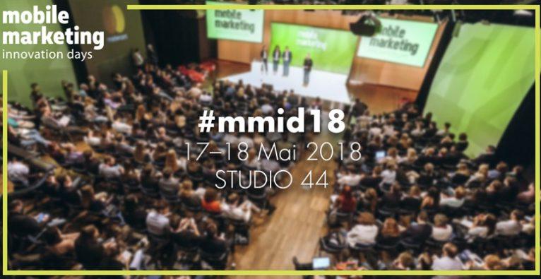 #mmid18 – Mobile Marketing Innovation Days