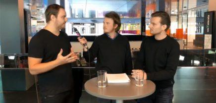 Live Interview mit den Foundern von Bitpanda und Pantos, Paul Kanschek und Eric Demuth