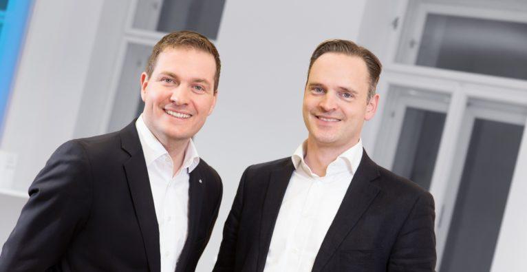 Durchblicker.at: Die Co-Founder reinhold Baudisch und Michael Doberer