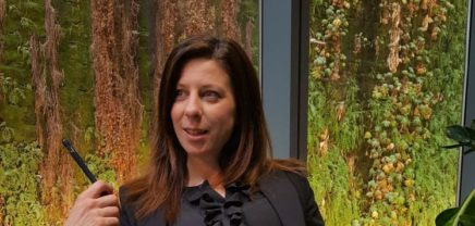 """Lorena Skiljan: """"Viele wollen Innovation für sich alleine vorantreiben"""""""