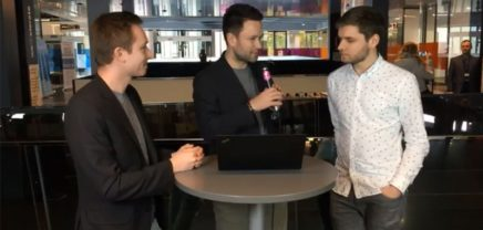 Alle Uniservices in einem – Live mit Adrian Schmidt & Maximilian Jerg von Uniportal