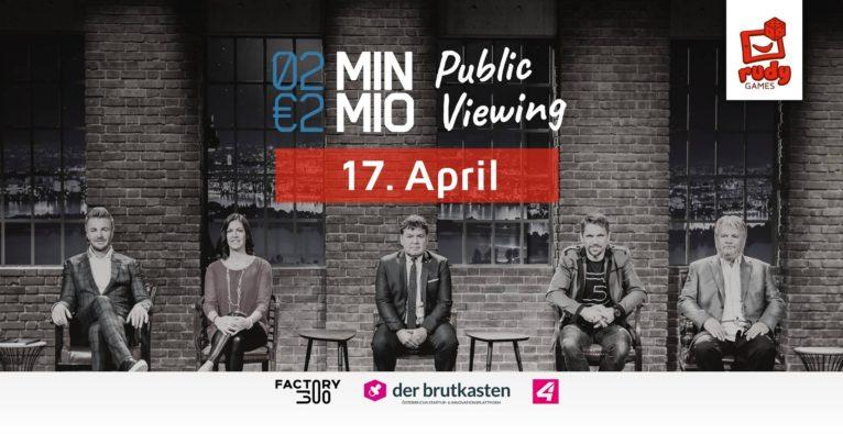 2 Minuten 2 Millionen Public Viewing