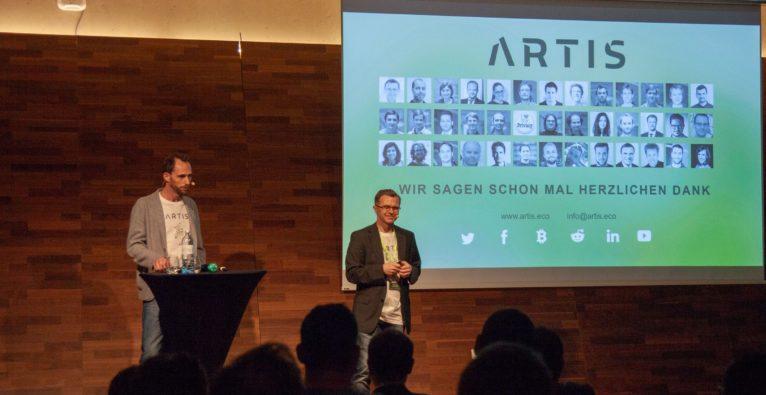 Artis: Beim Kickoff-Event mit Thomas Zeinzinger
