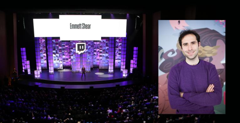 Shear über die digitale Zukunft - twitch