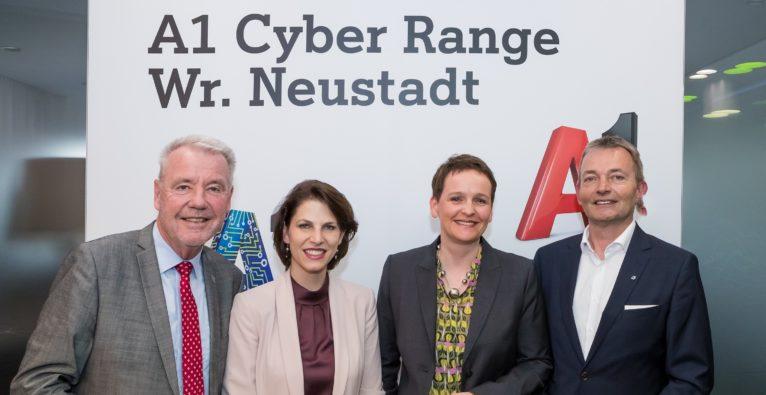 A1 Cyber Range
