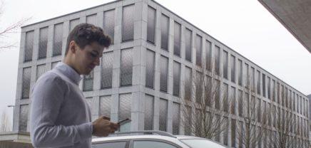 Uber-Alternative: Vorarlberger Startup Holmi startet Service