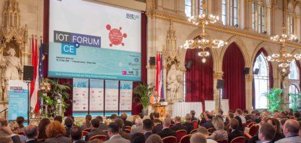 IoT Forum CE: Mitteleuropas größte IoT-Konferenz in Wien