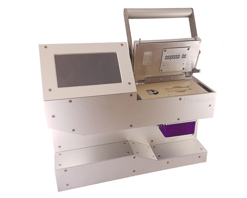 Briefcase Biotec: Grazer Startup baut ersten DNA-Printer Kilobaser