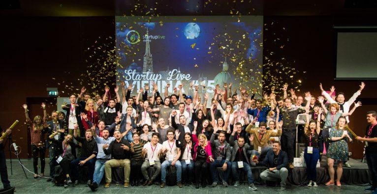 Startup Live Vienna 2018