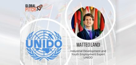 "Global Pitch: ""Weltgrößte Online-Pitch-Competition"" kooperiert mit UNIDO"