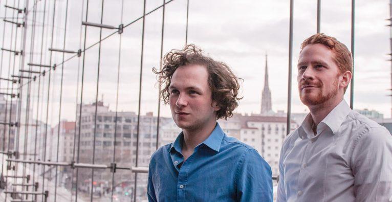 Druckster: Die Co-Founder Stefan Salcher (l.) und Florian Ott