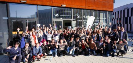 300 Volksschüler präsentieren ihre Business-Ideen an der WU