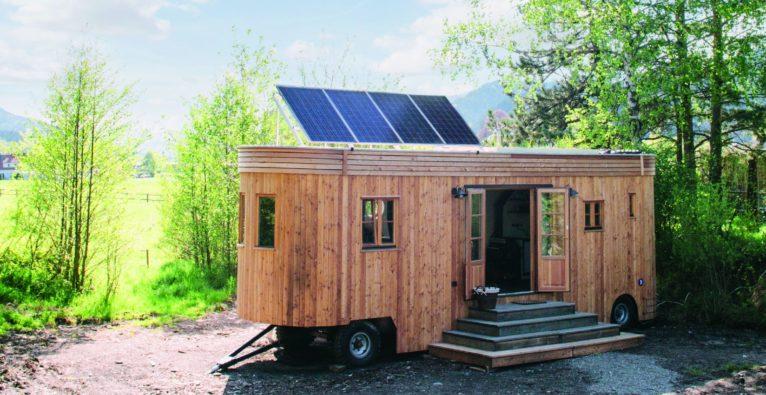 Tiny House Drei Wiener Startups Mit Ideen Zu Neuen Wohnformen