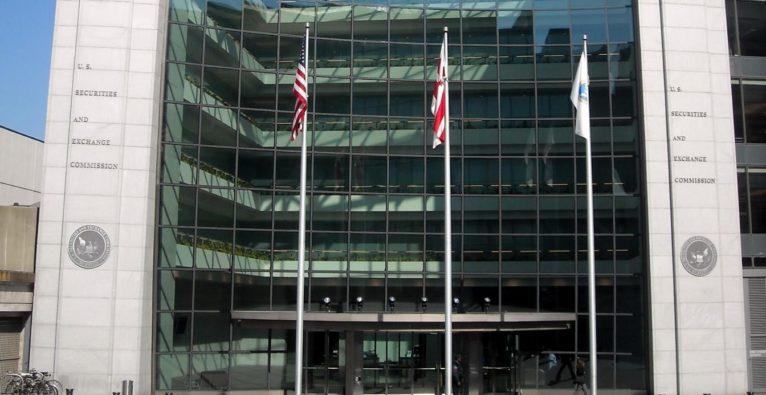 Zentrale des SEC in Washington