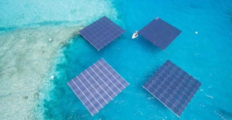 Das Photovoltaik-Startup aus Wien baut schwimmende Solaranlagen. Auf Greenrocket wurde ein neues Projekt in Rekordzeit finanziert.