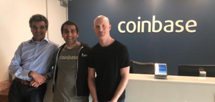 Coinbase: Der erste Bitcoin-Gigant