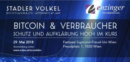 Live-Talk: Bitcoin & Verbraucher – Schutz und Aufklärung