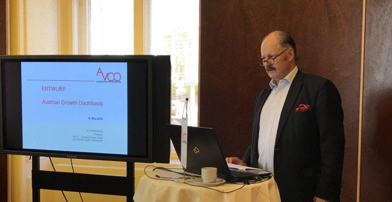 AVCO fordert Dachfonds für Österreich