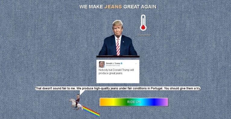 MakeJeansGreatAgain
