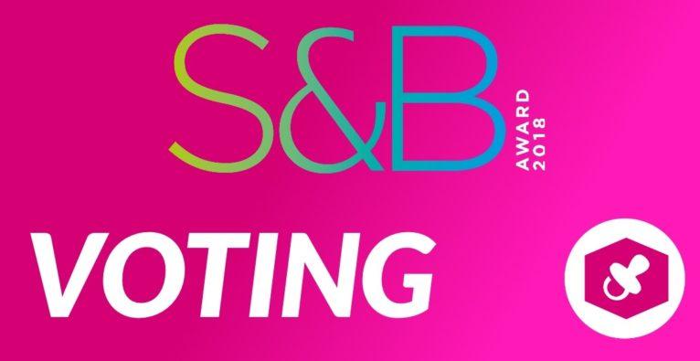 S&B Award 2018 - Voting