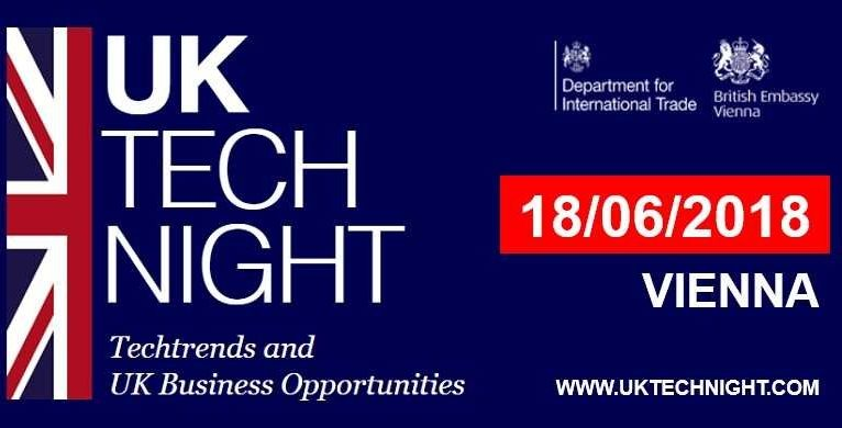 uktechnight 18th of June 2018