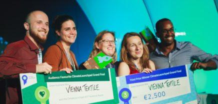 "ClimateLaunchpad: ""Öko-Startups"" rittern um internationale Würden"