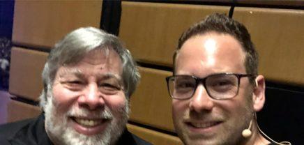 "Steve Wozniak bei WeAreDevelopers: ""AI wird überbewertet"""