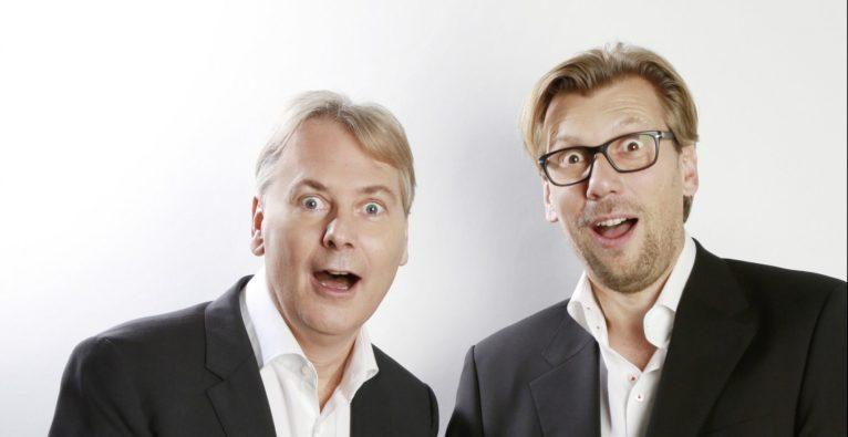 123sonography: Die Co-Founder Thomas Binder und Klaus Müller