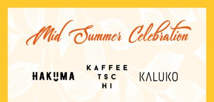 Mid Summer Celebration mit Kaffeetschi & Friends