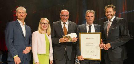 Exporters' Nite 2018: Ehrung Österreichs bester Exporteure