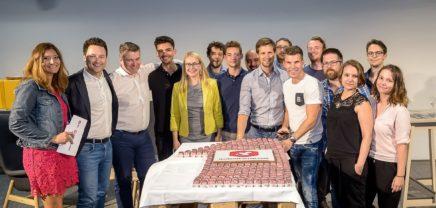 500 Gäste beim brutkasten birthday bash