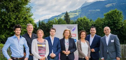 Internationale Business Angels auf Startup-Pirsch in Kitzbühel