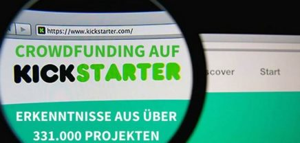 331.000 Kickstarter-Projekte analysiert – Österreich mit zweitgeringster Erfolgsquote