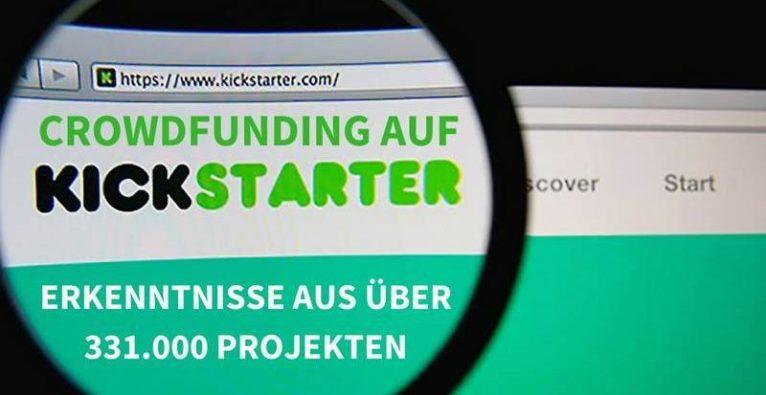 Kickstarter-Projekte