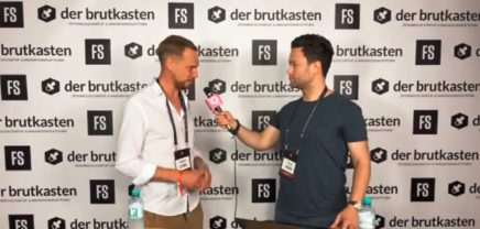 Interview mit CEO von App Radar Thomas Kriebernegg am Fifteen Seconds Europe 2018