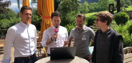Live vom Business Angel Summit mit APEX Ventures, dem Austria Wirtschaftsservice & Primed Group
