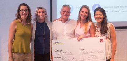 Shades Tours gewinnt Social Startup Initivative found! 2018
