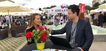 Live from the Webit.Festival Europe in Sofia with Jelena Djokovic