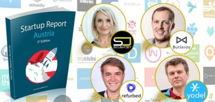 Startup Report Austria – Launch Event & Gründer-Podium mit Q&A
