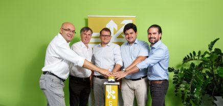 Logoshuffle: mittlerer 6-stelliger Betrag für Grazer Startup