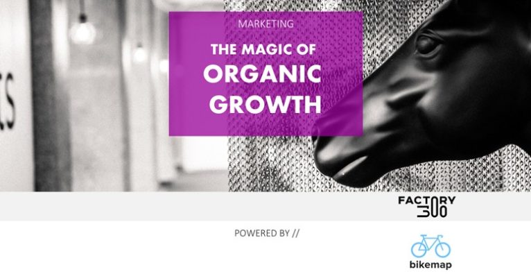 The magic of organic growth factory300