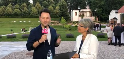 Interview mit der Wirtschaftslandesrätin Petra Bohuslav vom riz up-GENIUS 2018