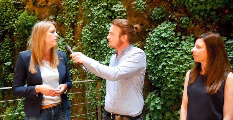 Dominik Perlaki in interview with Sietske Jacobs