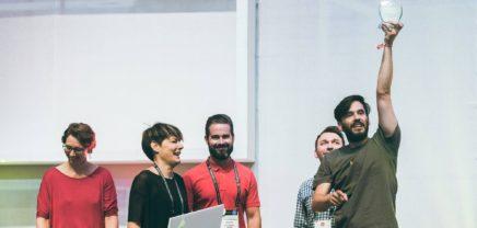"""Startup Village: 10 Startups und 8 """"Talents"""" pitchen beim Fifteen Seconds"""