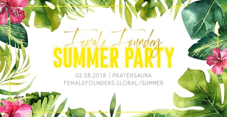 Startup Summer Party by Female Founders & Friends